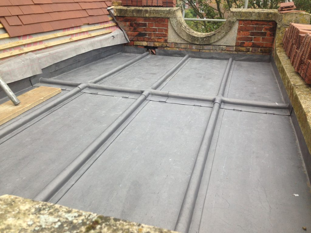 Residential Lead Roofing