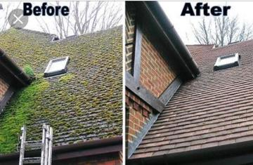 Affordable Roof cleaning Croydon